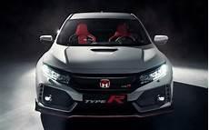 Honda Civic Type R Revealed At Geneva Motor Show Front