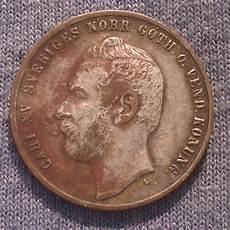 Xxtra 1862 Swedish 2 214 Re Key Date Sweden Ore King