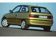 School Cars Opel Astra 1995 1996