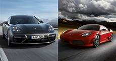 fast porsche 7 seriously fast cars the new porsche panamera turbo just