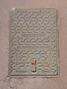 pont 224 mousson bouche d incendie cast iron sheet fonte plaque