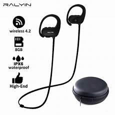 Wireless Bluetooth Headphones Waterproof Sports Business by Headphones 8gb Mp3 Player Wireless Earphones Waterproof