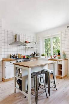 Kitchen Island Small Apartment