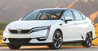 2019 Honda Clarity Fuel Cell Rumors  Car US Release