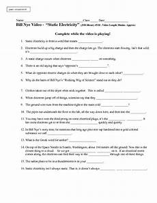 electricity electricity worksheets