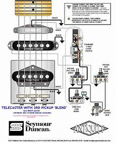 Guitar Wiring Drawings Switching System Telecaster