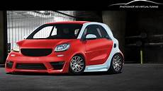 Smart Fortwo Tuning - tuning 117 smart fortwo photoshop hd hd