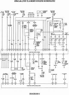 1996 chevy cavalier headlight wiring diagram repair guides