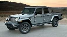 2020 jeep gladiator overland driving exterior interior