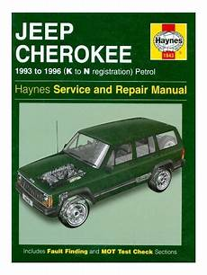 vehicle repair manual 1993 jeep cherokee electronic toll collection jeep cherokee petrol 1993 96 haynes service and repair manual livre