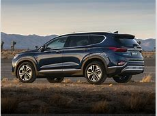 New 2019 Hyundai Santa Fe   Price, Photos, Reviews, Safety