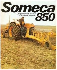 Avis Someca 850 Dt De La Marque Fiatagri Tracteurs
