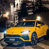 Wallpaper Lamborghini Urus Luxury SUV 4K 2018