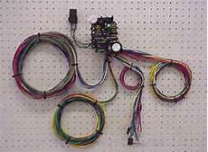 ez wiring 21 circuit wiring harness ez21 with standard fuses fuse panel ez wiring
