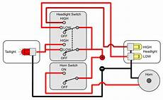 Headlight Wiring Diagram 2 by Installing Turn Signals Electricscooterparts Support
