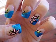 obsessed pretty pretty flower nails