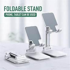 Folding Metal Tablet Telescopic Phone Holder by Luxury Telescopic Folding Smart Phone Tablet Stand