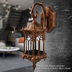 Styles Vintage Retro Indoor Outdoor Wall by Walfront Wall Lantern Wall Light L Vintage Style Wall