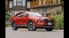 new 2019 hyundai santa fe review youtube