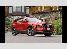NEW 2019 Hyundai Santa Fe Review   YouTube