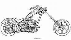 free printable motorcycle coloring pages for cool2bkids