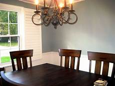 paint colors for dining room with chair rail dining room part 2 decorating ideas dining