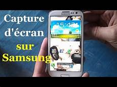 Comment Faire Une Capture D 233 Cran Sur Samsung Galaxy