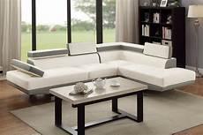 White Leather Sectional Sofa A Sofa Furniture