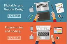 graphic web design programming illustrations on creative market