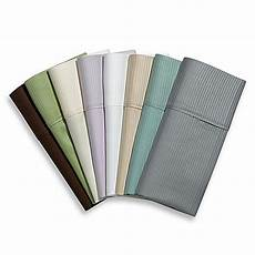 eucalyptus sheets eucalyptus origins 100 tencel 174 lyocell 400 thread count striped sheet bed bath beyond