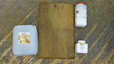 Bleichen Holz Teil 2 Mit Oxals 228 Ure Essigs 228 Ure