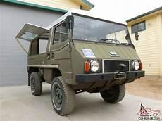 Steyr Puch Pinzgauer 710 Road 4x4 Army Truck
