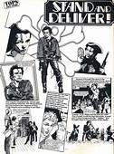 1982 British Magazine Turned Adam Ant Into Comic Book Hero