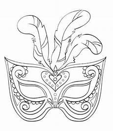 Malvorlage Karneval Maske 50 Faschingsbilder Zum Ausmalen F 252 R Kinder Kostenlos