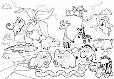 zoo animals coloring sheets 17463 birds archives kidspressmagazine