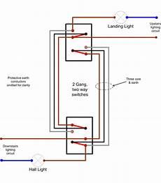 hallway light wiring diagram 2 way switching diywiki