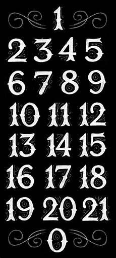lettering zahlen 26 besten handlettering zahlen bilder auf