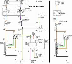 94 98 Mustang Air Conditioning Wiring Diagram
