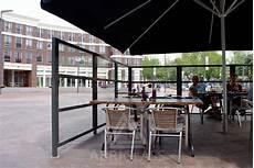 Paravent Fixe Pour Terrasse De Professionnel Caf 233