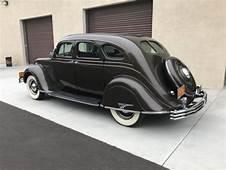 1934 Chrysler Airflow CY Model  Desoto Dodge Plymouth