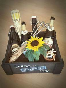 geschenke zur hauseinweihung kleiner biergarten diy perfektes geschenk zur hauseinweihung oder zum vatertag manualidades