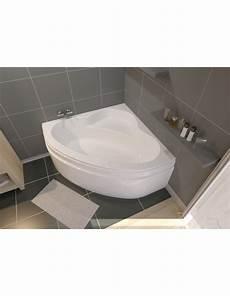 baignoire d angle vers eau 3 135x135 cm alterna