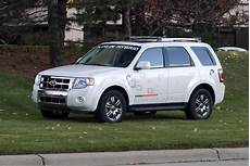 2007 ford escape plug in hybrid top speed