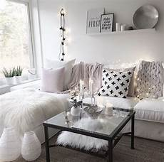 Home Decor Ideas Living Room Apartment by Girly Living Room Apartment Idea Living Room Ideas