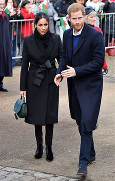 Prince Harry And Meghan Markle At Cardiff Castle In Wales