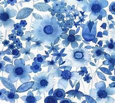 Delft Blue Floral On Behance