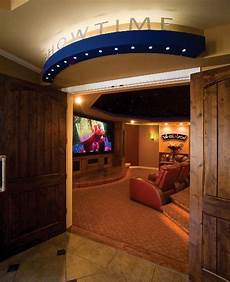 Home Theater Room Decor Ideas by It S Showtime Basement Finishing In 2019