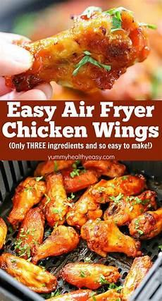 Air Fryer Chicken Wings Recipe Healthy Easy