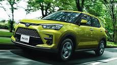 toyota upcoming suv 2020 toyota raize 2020 detailed another japanese small suv