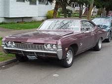 Curbside Classic 1968 Chevmobile Impala  The Truth About